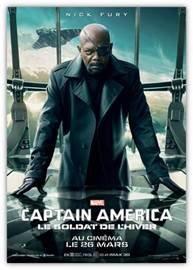 affiches Captain America  Le Soldat de l'hiver concours marvel (1)