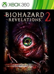 Resident Evil Revelations 2 jaquette xbox 360