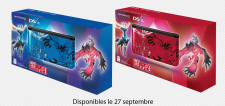 Pokemon X Y Edition Collector Europe 3DS XL 04.09.2013.