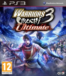 Warriors Orochi 3 Ultimate jaquettes couvertures europe 29.05.2014  (3)