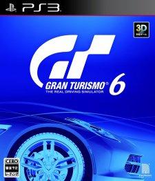 Gran Turismo 6 jaquette 10.09.2013