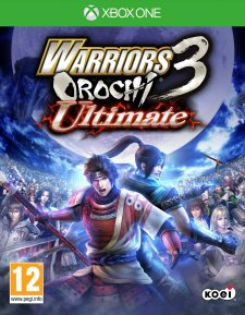 Warriors Orochi 3 Ultimate jaquettes couvertures europe 29.05.2014  (1)
