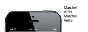 iPhone-5-emplacement-bouton-power-marche-veille-arret