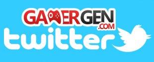 GamerGen Twitter Banniere logo bouton