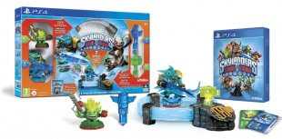Skylanders Trap Team   pack de démarrage PEGI PS4