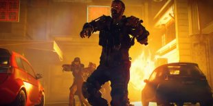 Call of Duty Black Ops III Nightmares mode head