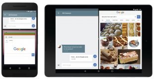 Android N Preview Split Screen