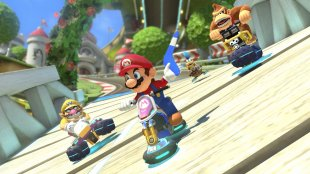 mario kart 8 wiiu screenshot trailer personnages items  (8)