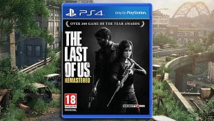 The Last of Us remastered 11.08.2014