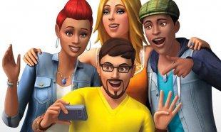 The Sims 4 head