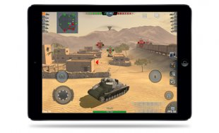 WoT World of Tanks Blitz iOS iPad