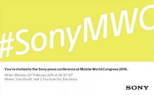 Sony MWC 2016