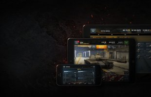 WoT World of Tanks Blitz visuel produits apple