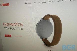 oneplus onewatch bgr india 2