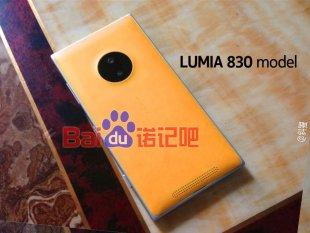 lumia 830 orange