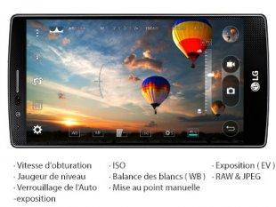 LG G4 mode manuel