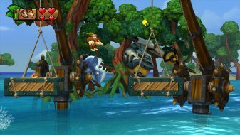 Donkey Kong Country Tropical Freeze 21.01.2014  (7)