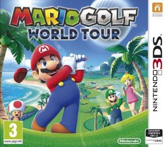 Mario Golf World Tour jaquette 25.04.2014