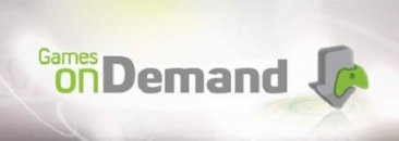 Xbox Live games on demand
