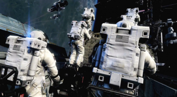 Call of duty ghosts bande annonce espace