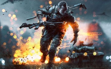 battlefield 4 screen