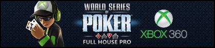 WSOP Full House Pro banniere