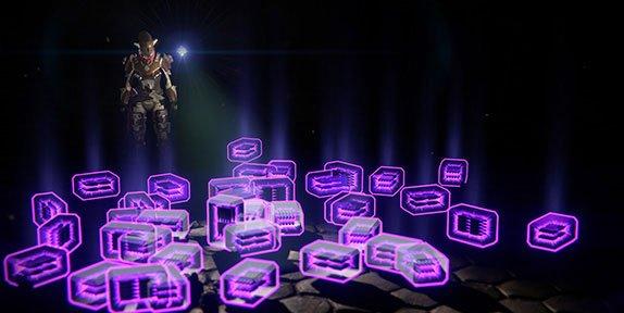 Destiny munitions lourdes