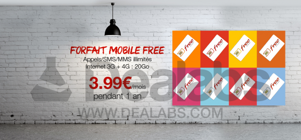 free mobile vente privee dealabs 2014
