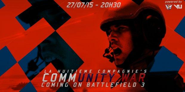Battlefield 3 community war lhc VeniceUnleashed