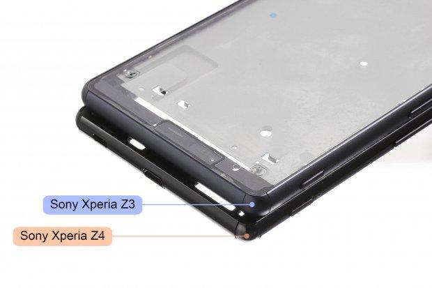 sony xperia z3 z4 comparaison cadre  (3)