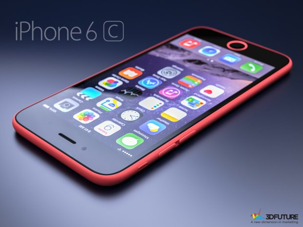 iPhone 6c rendu 3dfuture  (5)