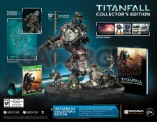 Titanfall edition collector contenu