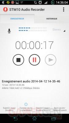 Sony-Audio-Recorder-enregistrement