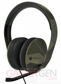 Casque Stéreo Xbox One Edition Limitée Militaire