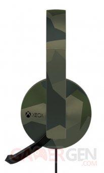 Casque Stéreo Xbox One Edition Limitée Militaire 3