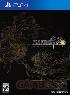 Final Fantasy Type 0 HD edition collector amerique du nord  (2)