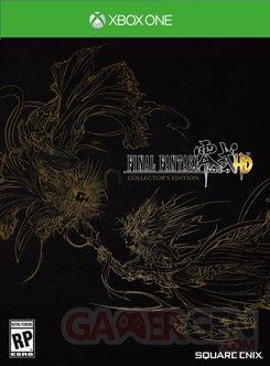 Final Fantasy Type 0 HD edition collector amerique du nord  (3)