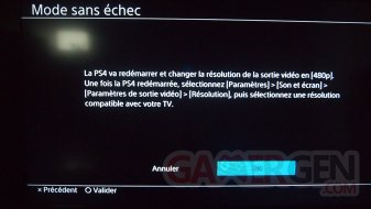 Tuto playstation 4 ps4 mode recovery sans echec 26.02.2014  (4)