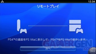 PSVita TV PS4 Remote Play 18.04.2014  (2)