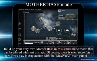 Metal Gear Solid V Ground Zeroes application ios android 18.03.2014  (3)
