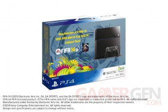 PS4 pack japon world cup brazile limited 14.05 (2)