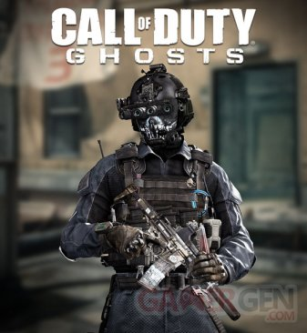 call of duty ghosts DLC keegan