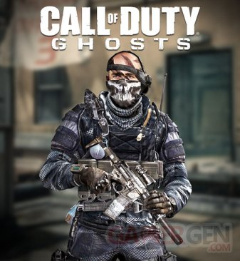 call of duty ghosts DLC merrick