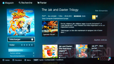 The Jak and Daxter Trilogy ps3 29.08.2013.