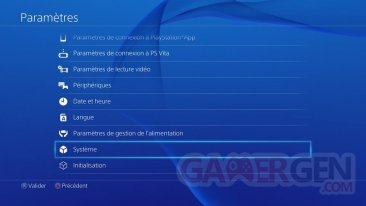 PlayStation 4 tuto tutoriel telecommande tv remote 02