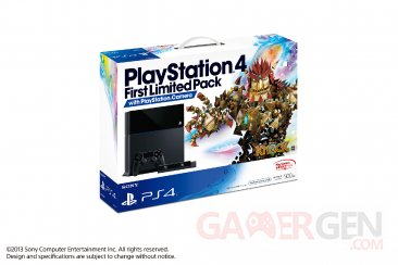 ps4 first limited edition knack ps camera