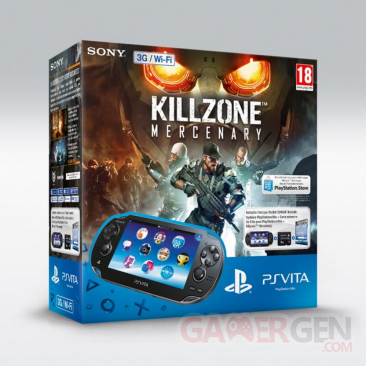 killzone mercenary psvita bundle