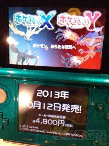 Pokémon X et Y 019