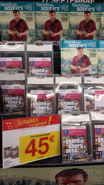 GTA V Carrefour