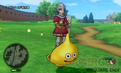 Dragon Quest X 3DS portable 08.07.2014  (1)